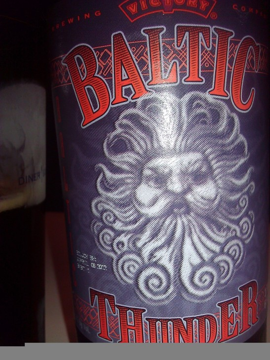 Baltic Thunder, Victory Brewing Company, Downingtown, PA