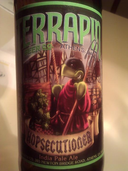 Terrapin Beer Company, Athens GA