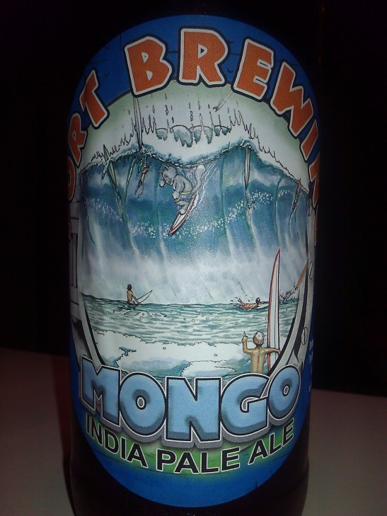 Mongo IPA, Port Brewing Company, San Marcos, CA