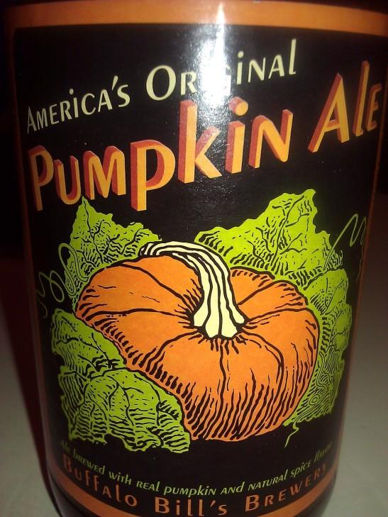 PumpkinAleBuffaloBill