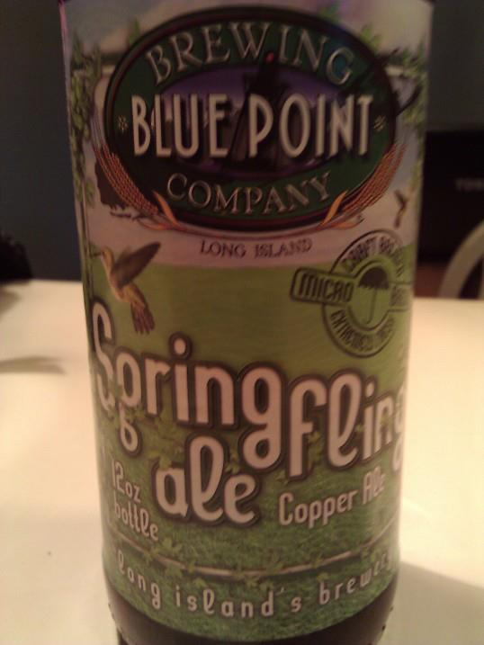 Blue Point Brewing Company, Long Island, NY