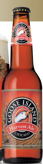 Harvest Ale ESB; Goose island Fine Ales, Chicago IL