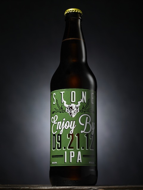 Enjoy By IPA, Stone Brewing Company, Escondido, Northern San Diego County, CA