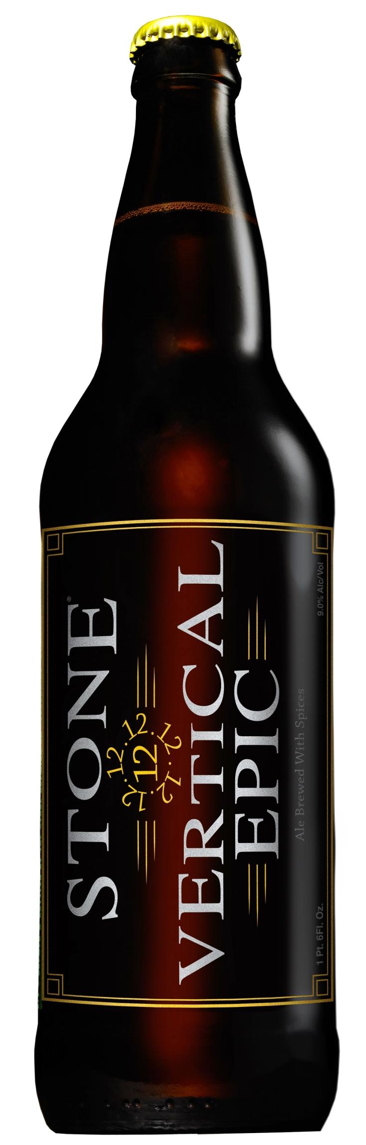 Vertical Epic 12-12-12, Stone Brewing Company, Escondido, Northern San Diego County, CA